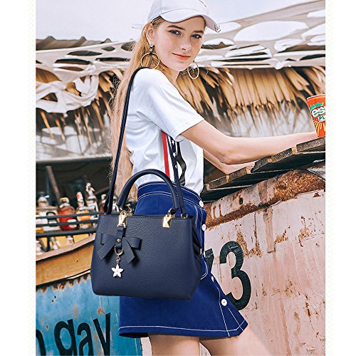 BLACK Mother Bag Work Bags Womens Leather amp; Fashion Ladies Casual URAQT Shoulder Shoulder Tote Handbags PU Bag q844Zaw