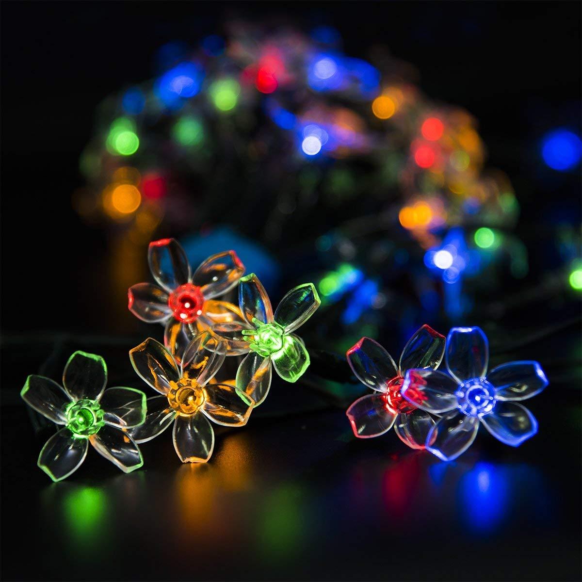 Solar Fairy light: GIGALUMI String Lights