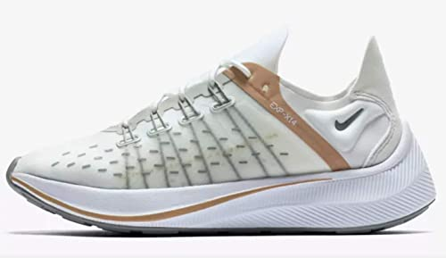 new product afae5 36051 Nike EXP-X14 Tenis para Correr para Mujer, Summit WhiteLight Silver-
