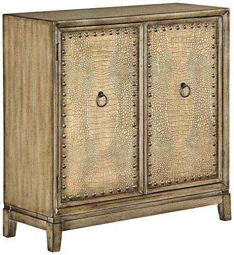 Palladium Distressed Wood 2-Door Chest (2 Door Chest)