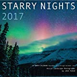 Starry Nights 2017: Astral Landscape Photography by Jack Fusco: 16-Month Calendar September 2016 through December 2017