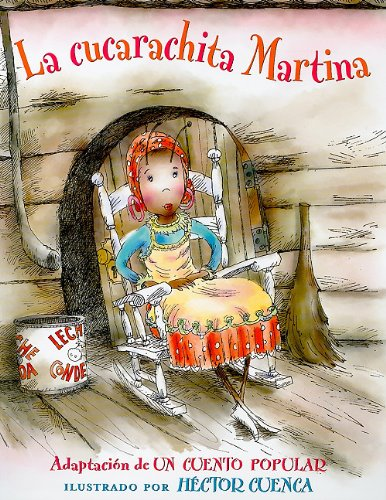 la-cucarachita-martina-spanish-edition