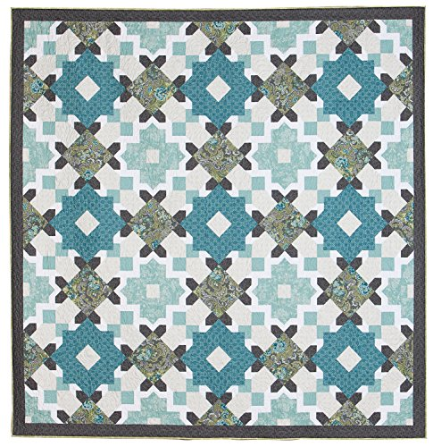 - Connecting Threads Full/Queen Quilt Kit (Tapestry)