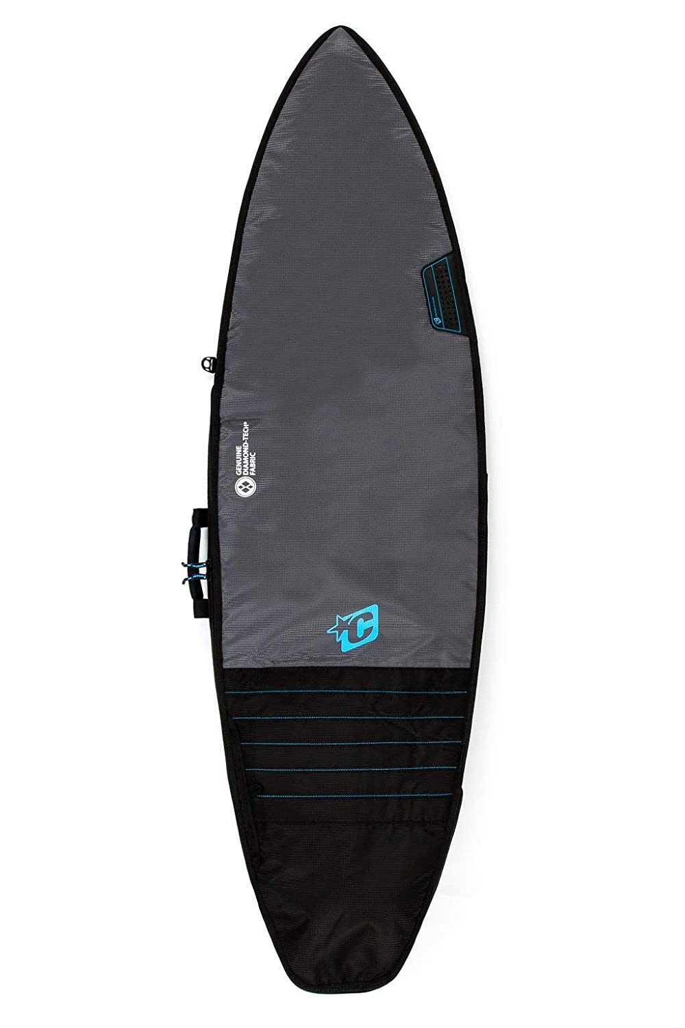 Creatures of Leisure Shortboard Day Use Board Cover CSD058CHBK