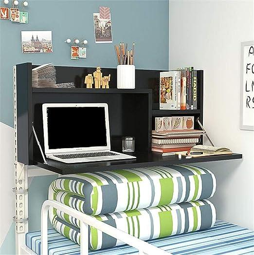 Exing Mesa de Escritorio Plegable para computadora Mesa de ...