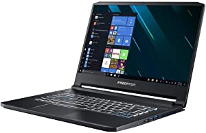 "Acer Predator Triton 500 PT515-51-73EG 15.6"" Gaming Notebook - 1920 X 1080 - Core i7 i7-9750H - 16 GB RAM - 512 GB SSD - Black - Windows 10 Pro 64-bit - NVIDIA GeForce RTX 2060 with 6 GB - in-PLA"