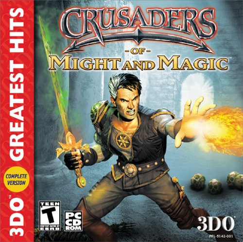 Crusaders of Might and Magic (Jewel Case) - - Stores Citadel Outlets