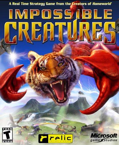 Portada Microsoft Impossible Creatures