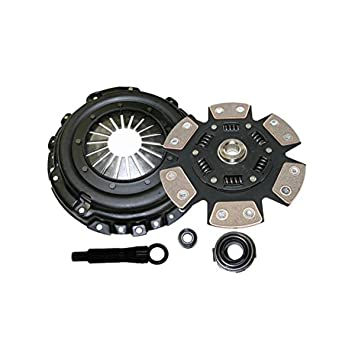 Comp embrague 07 - 10 350z/370z vq35hr/vq37hr etapa 4 - 6 PAD Kit de embrague de cerámica (6073 - 1620): Amazon.es: Coche y moto