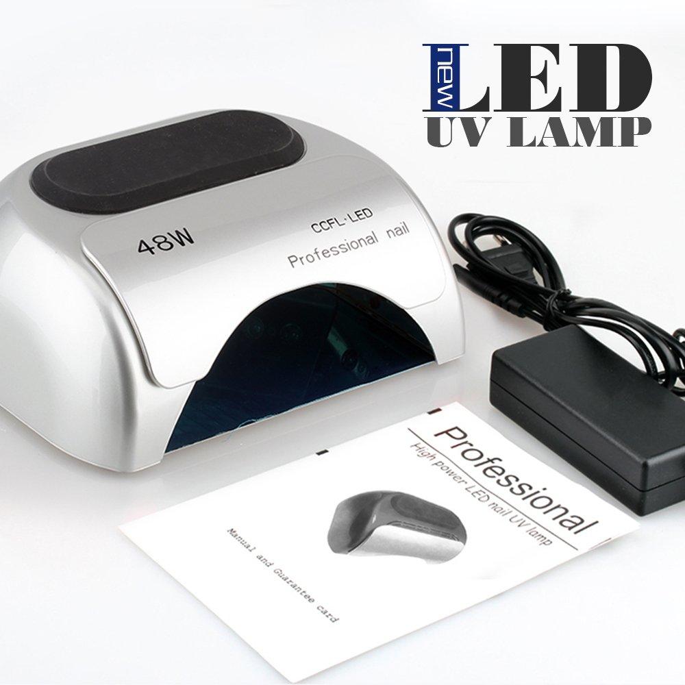 Perfect Summer Lámpara LED Profesional Secador de Uñas Manicuras de Shellac y