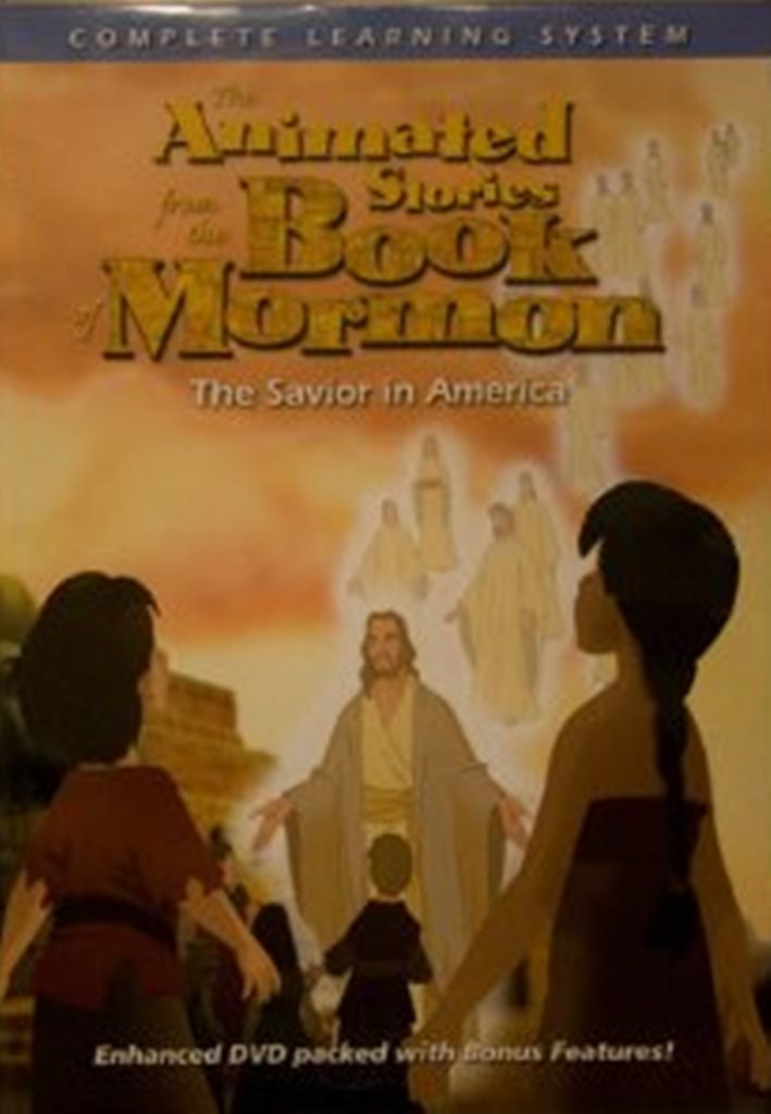 Two Animated Book of Mormon Vol