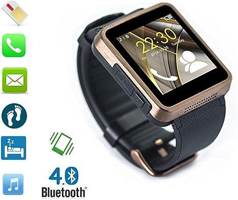 Amazon.com: Top Digital Store F1 Smartwatch Cell Phone ...