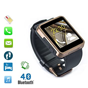 Amazon.com: Top Digital Store F1 Smartwatch Cell Phone ...