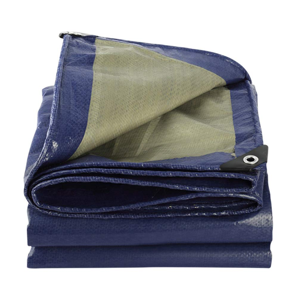 BIAO Tarpaulin - Outdoor Thick Plastic Rain Cloth, Tricycle Truck Rainproof Waterproof Sunscreen Cloth