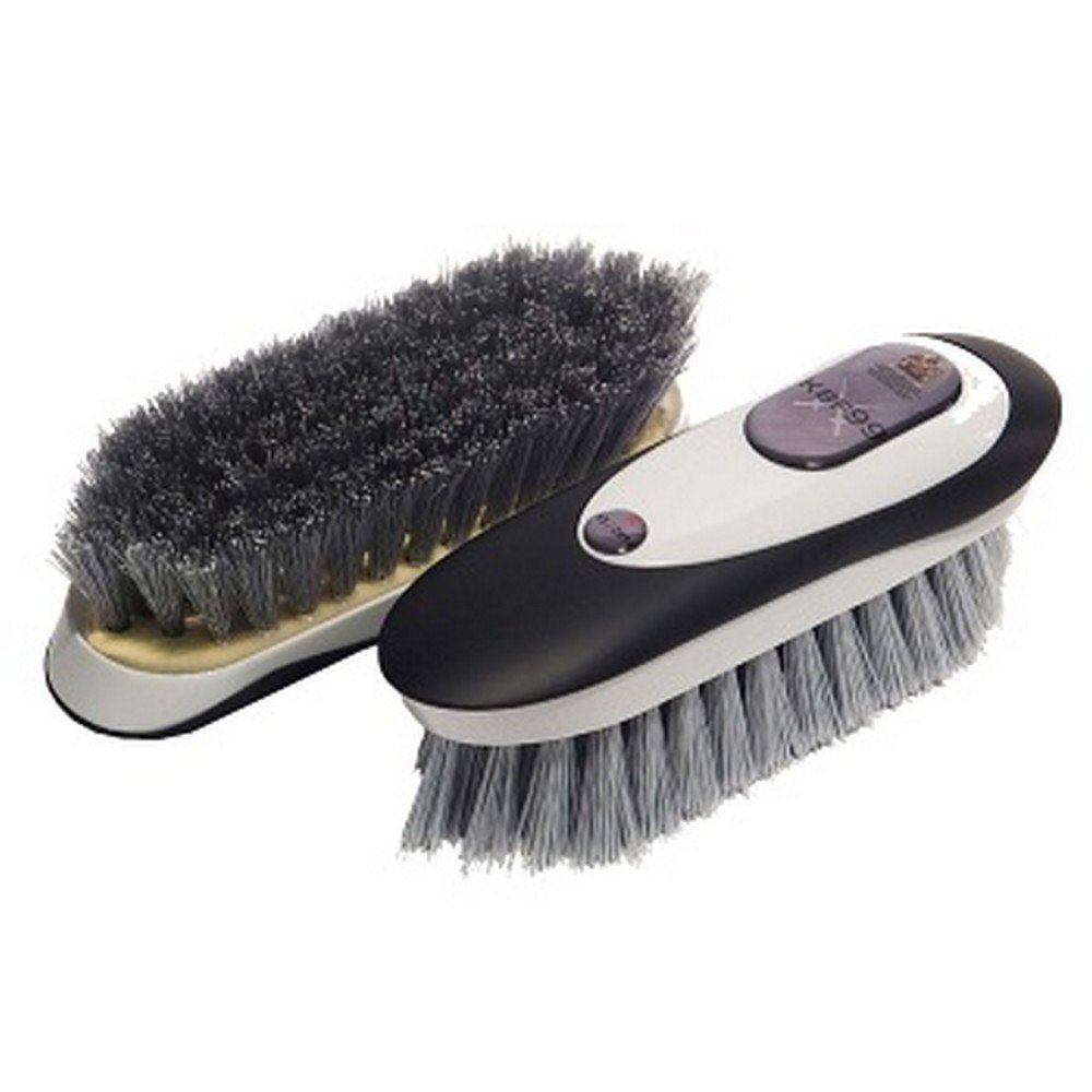 Vale Brothers KBF99 Dandy Brush (One Size) (Black/Gray)