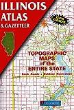 Illinois Atlas & Gazetteer (Delorme Atlas & Gazetteer)