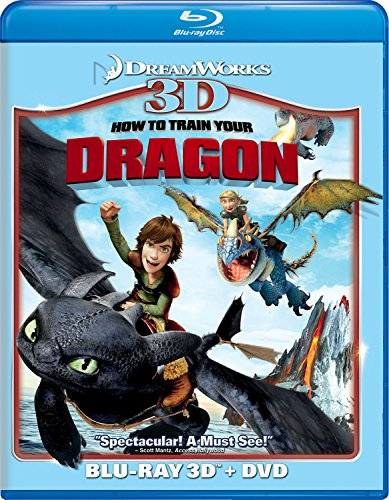 How to train your dragon two disc blu ray 3ddvd combo ccuart Choice Image