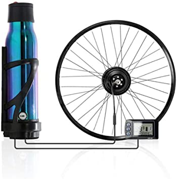 Heatile Bicicleta eléctrica Pantalla LED 26