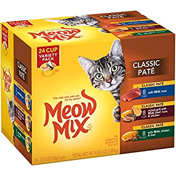 picture regarding Meow Mix Coupon Printable identify : Meow Blend Seafood Choices Number Pack Soaked