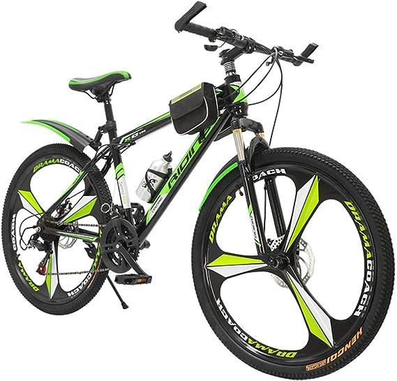 Giffren Bicicleta de montaña para Adultos 26 Pulgadas 21 ...