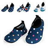 L-RUN Infant Swim Shoes Lightweight Aqua Sock