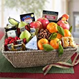 California Farmstead Gourmet and Fruit Basket