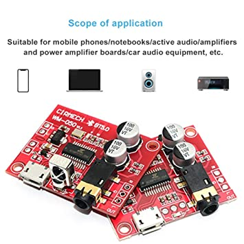 globalqi-electron - Tarjeta Receptor de Audio Bluetooth 5-24 ...
