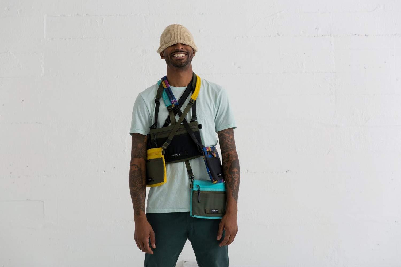 Timbuk2 Sacoche crossbody väska Tropigalle