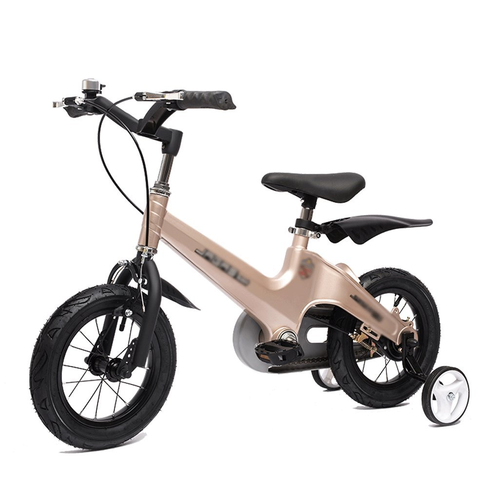 自転車 マグネシウム合金1フレーム子供用自転車2-3-4-6-7-8-9-10歳 (サイズ さいず : 14 inch) B07DYH5PC514 inch