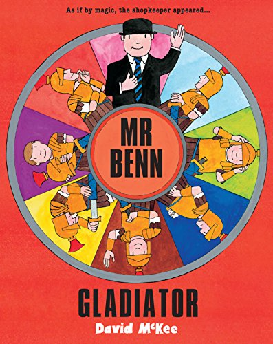 Mr Benn - Gladiator (Pictures Of Gladiators)