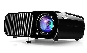 Proyector de vídeo HD, Proyector de cine en casa Ogima BL20, 2600 ...