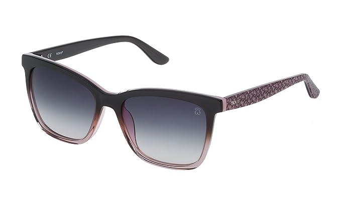 Tous Mujer n/a Gafas de sol, Rosa (Pink Gradient Grey)