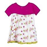 KicKee Pants Little Girls Print Short Sleeve Swing