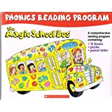 The Magic School Bus - Set Of 12 Books, Poster and Parent Letter (Phonics Reading Program)
