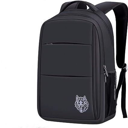 YSJAMM Mochila para Hombres Grandes y Medias Mochilas Escolares Informal Simple Bolsa de Viaje para computadora