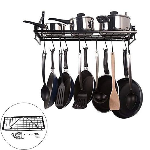 uyhghjhb - Organizador de utensilios de cocina, de metal, para ...