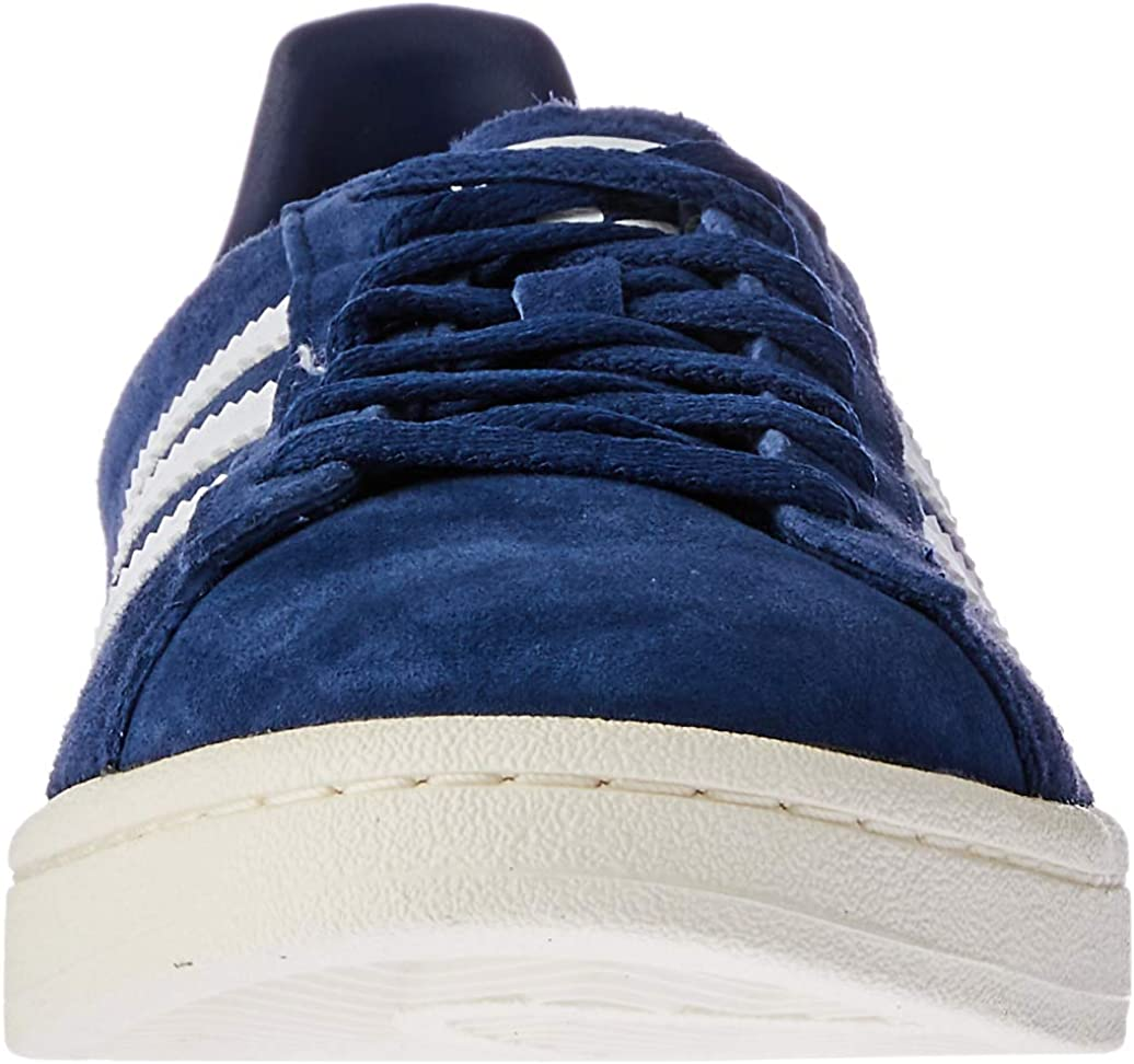 adidas Campus, Baskets Basses Homme Bleu Dark Blue Footwear White Chalk White