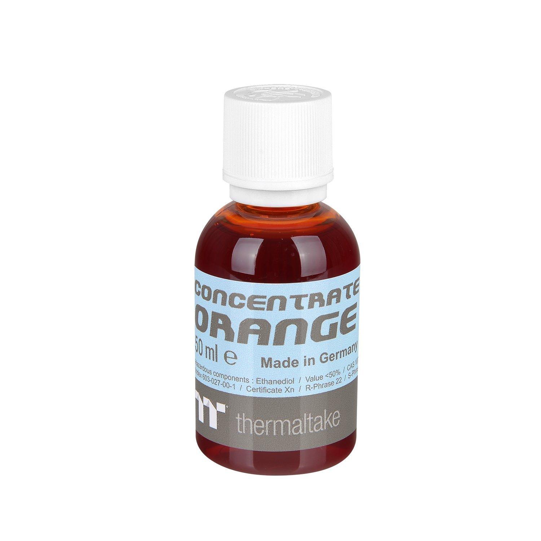Thermaltake TT Premium Transparent Concentrate Dye 50ml Orange CL-W163-OS00OR-A