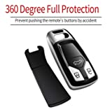 Tukellen for Audi Key Fob Cover, Special Soft TPU