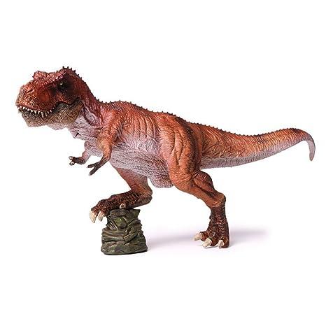 Amazon Com L Silk Tyrannosaurus Rex Dinosaur Figure Toys Realistic