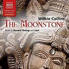 The Moonstone Audiobook by Wilkie Collins Narrated by Ronald Pickup, Sean Barrett, David Timson, Jamie Parker, Jonathan Oliver, Fenella Woolgar, Joe Marsh