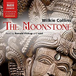 The Moonstone [Naxos AudioBooks Edition]
