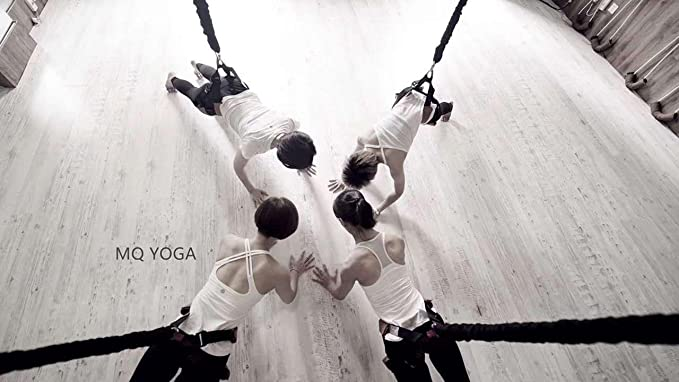 Llegada Bungee Cord Workout Fitness Aérea Antigravedad Yoga ...