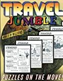 Travel Jumble??: Puzzles on the Move! (Jumbles??) by Tribune Media Services (1997-09-01)