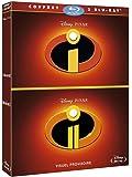 Les Indestructibles Coffret 1 + 2 [Blu-ray]