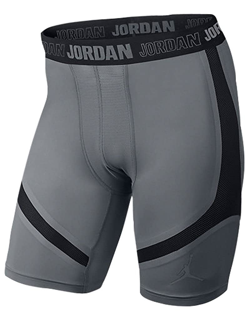 afec8e8c357f Amazon.com  Jordan Air Mens Stay Cool Compression Training Shorts  Sports    Outdoors