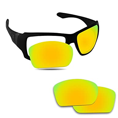 e18167cfedf Image Unavailable. Image not available for. Color  Fiskr Anti-Saltwater Replacement  Lenses for Oakley Big Taco ...