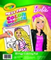 Crayola Color Wonder Barbie Coloring Pad by Crayola