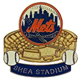 New York Mets Shea Stadium Pin