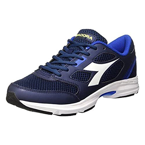 85c731ec86 Scarpe Sneaker Uomo / Donna DIADORA Nuova Collezione SHAPE 7 ( Saltire Navy  White - 45)
